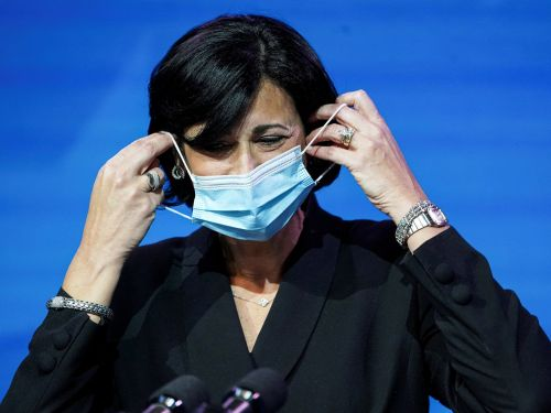 CDC to announce that fully vaccinated people can drop masks pretty much everywhere except healthcare settings