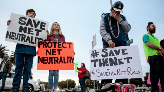 Senate Set To Vote On Overturning FCC's Net Neutrality Repeal